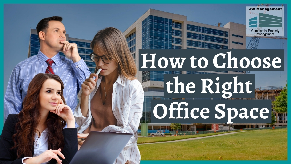 How to choose the right office space