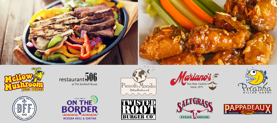 This List Contains The Best Arlington Entertainment District Restaurants that are one block away from Westgate Plaza.